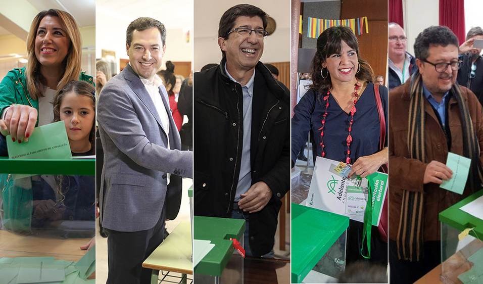 De Las Reacciones Los A Elecciones Andaluzas Resultados TJ3uKF5l1c