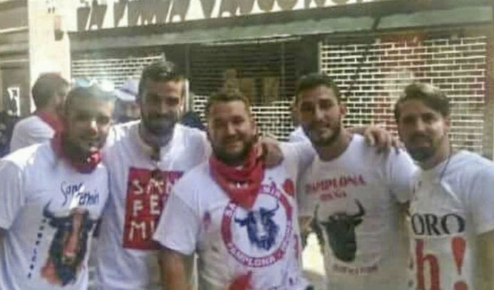 La Audiencia de Navarra decreta la libertad provisional para La Manada con fianza de 6.000 euros