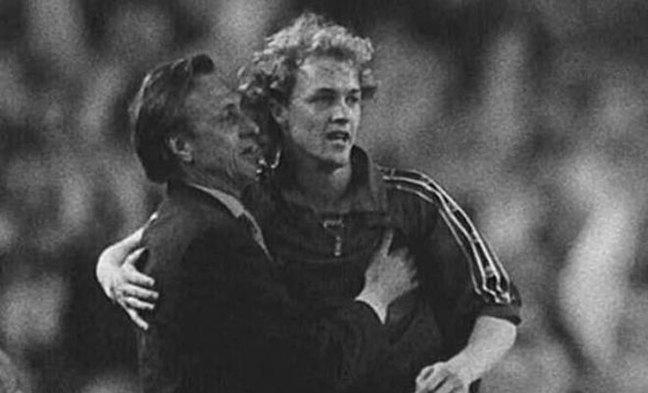 Un año sin Johan Cruyff