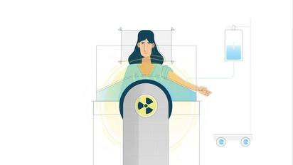 ¿Puedes recibir el doble de radiación para el cáncer de próstata?