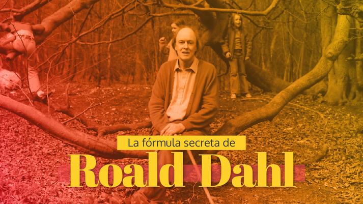 Roald Dahl Autor De Cuentos Para Niños El Mundo
