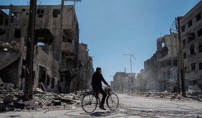 ATAQUE A SIRIA: Regreso a las ruinas de Guta   Internacional