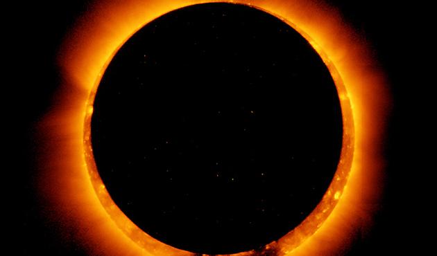 Espectaculares Imágenes Del Primer Eclipse Solar De 2017 Elmundotv