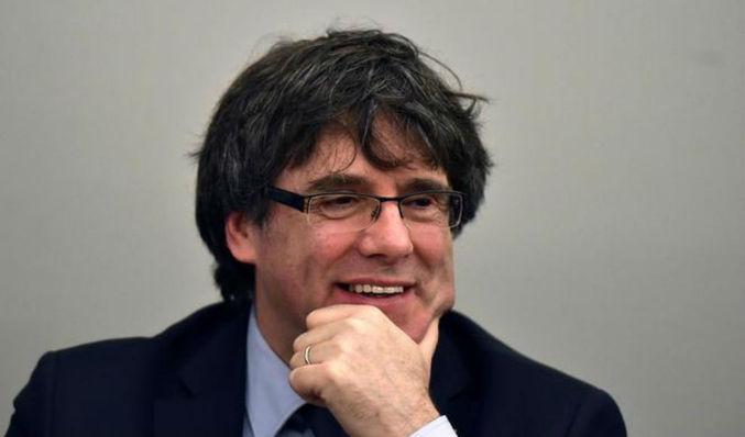 El Ex Presidente Catalan Carles Puigdemont El Mundo Video Reuters Foto