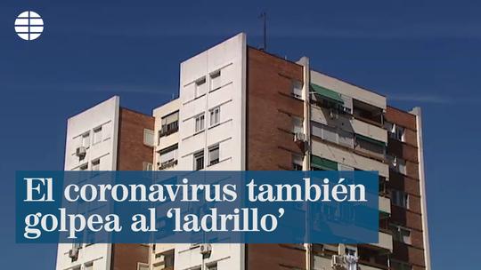 El coronavirus también golpea al 'ladrillo': parálisis, menos hipotecas y caídas en los precios