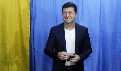 Volodymyr Zelensky: de presidente de plasma a jefe real de un país en  guerra | Internacional