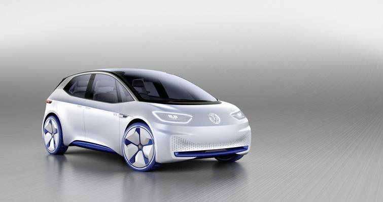 volkswagen i.d. 2020: un eléctrico con 600 kilómetros de autonomía