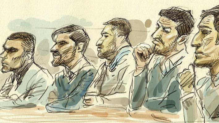e9f1b56bc4f8 'La Manada': El juicio con más repercusión del año llega su fin