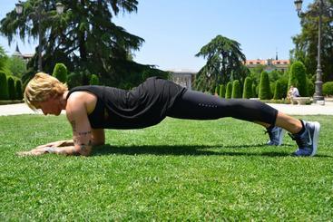 Aerobicos para adelgazar brazos y espaldar