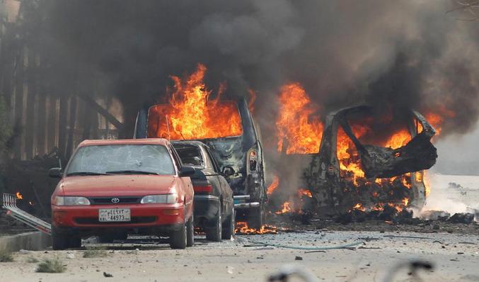 Al menos dos muertos en un ataque del IS contra la sede de Save the  Children en Afganistán