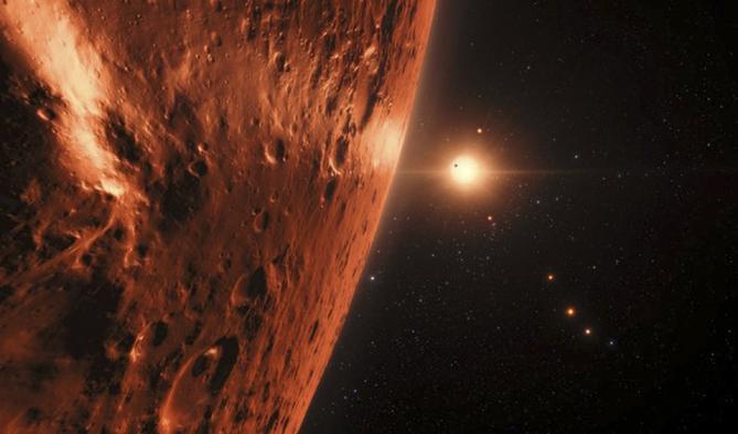 Resultado de imagen de Planetas imposibles para la Vida