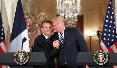 ¿Cuánto mide Emmanuel Macron? - Altura - Real height 267