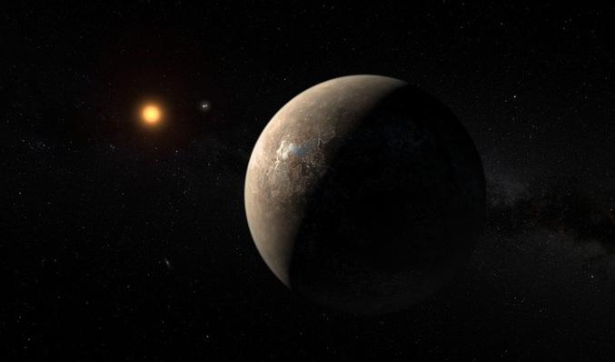 40424cac2 Hallan un planeta parecido a la Tierra en la estrella más cercana al ...