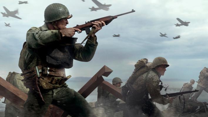 Call Of Duty Vuelve A La Segunda Guerra Mundial Tecnologia Home