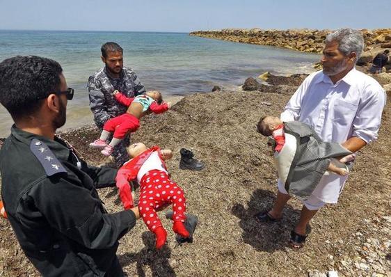 Resultado de imagen de inmigrantes muertos en españa en 2018