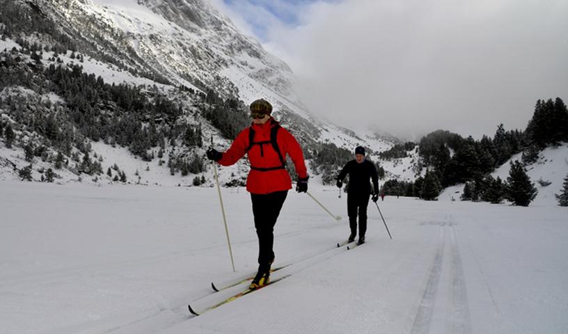 20e1f56b61f Benasque, el paraíso del esquí de fondo | Deportes | EL MUNDO