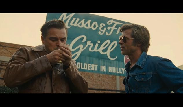 Robert Richardson Tarantino Érase una vez en Hollywood fotografía cinematográfica color