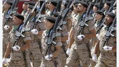 Defensa rebaja a 1,55 metros la altura mínima de las mujeres para entrar en las Fuerzas Armadas