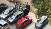 Detenido en Vitoria por asesinar a su ex mujer en Miranda