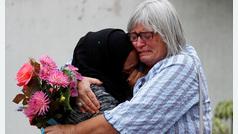 """Homenajes a las víctimas: """"No podréis arruinar la paz en Nueva Zelanda"""""""