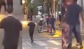 Cinco detenidos por esta brutal agresión en Salou