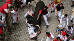 Séptimo encierro de San Fermín