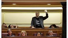 El PSOE y Podemos rechazan revisar los acatamientos de la Constitución de los diputados independenti