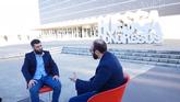 Conversación entre el periodista Tomás Ocaña y Nacho Carretero,...