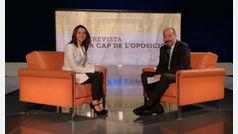 """La tensa entrevista a Inés Arimadas en TV3: """"¡Les llamáis exiliados y eso no es cierto!"""""""
