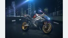 SuperNex: la sorpresa deportiva de Kymco para superar los 250 km/h