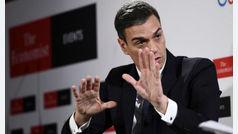 """Pedro Sánchez """"comprende"""" la renuncia del juez Marchena"""