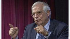 """Borrell: """"Si tenemos suerte, nos llevará 20 años arreglar la situación en Cataluña"""""""