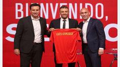 """Luis Enrique: """"No soy anti nada, soy el seleccionador de todos los jugadores españoles"""""""