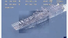 Irán niega que EEUU destruyera uno de sus drones