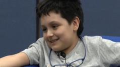 Un niño de 12 años, el universitario más joven de México