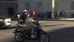 Ciclistas, motoristas y peatones: 10.000 muertos y 500.000 heridos en una década