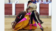 El Juli gana por la mano en Valladolid