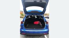 Así es el maletero del Kia Ceed Tourer
