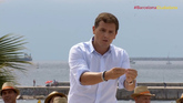 Rivera pide a Sánchez que no anteponga el sillón a los intereses de...