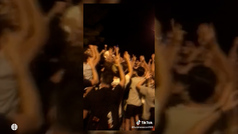 Fiestas multitudinarias de jóvenes en Mallorca y sin mascarilla