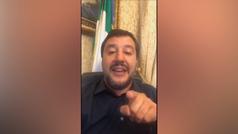"""Salvini ataca a Sea Watch: """"Quien se equivoca, paga"""""""