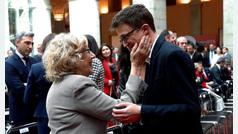 Errejón renuncia a Podemos e irá a las elecciones con Carmena