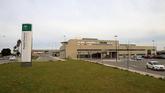Hospital de La Línea donde fue atendido el bebé de 19 meses.
