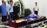 Incinerado el cuerpo del Nobel de la Paz chino Liu Xiaobo.
