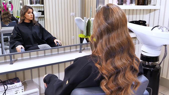 Peinados Asi Se Consiguen Las Ondas Glam Mas Faciles Para