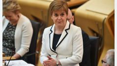 Nicola Sturgeon impulsará un segundo referéndum en Escocia antes de mayo de 2021