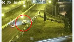 Muere atropellado un hombre en la M-40 al caer de un vehículo en el que iba de polizón