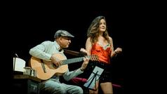 Patricia Jacas da vida a una cantante en 'Si alguien me hubiera dicho' de Eduardo Mendoza