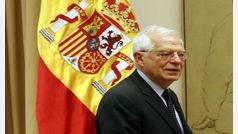 """Josep Borrell: """"Al Gobierno belga le suena a chiste la petición"""" de Puigdemont de personarse contra España"""