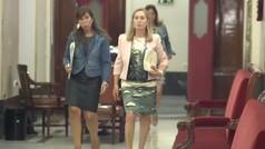 La Mesa del Congreso deja fuera de la tramitación la enmienda del PSOE para anular el veto del Senado